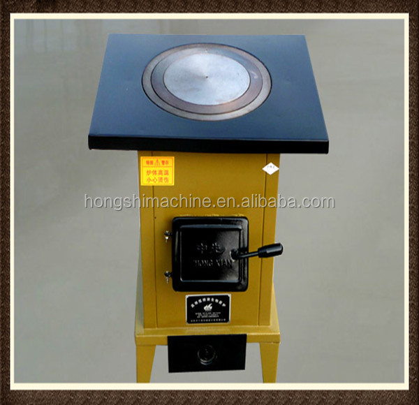 High-energy cheap wood pellet cook stove