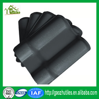 fire resistant chinese roof tile french colored german synthetic resin roof tiles