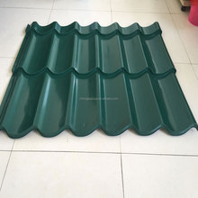 CE certificate used metal roofing/building material for house metal roofing sheets prices