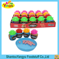 Most popular multi-color Vitamin C sweet hard candy