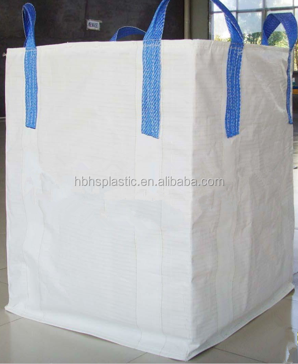 Flexible container jumbo bag size