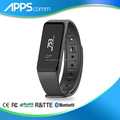 2016 SmartWristband Bluetooth4.0 Bracelet for Android IOS smart activity tracker