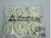 Salon Rubber Band For Hair Circle