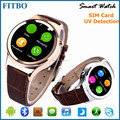 Manufacture SMS Remote Notifier SIM 3g watch phone for OPPO R5