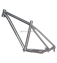 2017 hot selling mtb titanium bike frame 29er from baoji