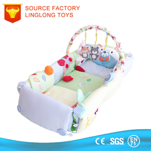TUV Factory Baby Room Furniture Plysch Diy Toy Baby Thicken Mattress Baby Park Bed