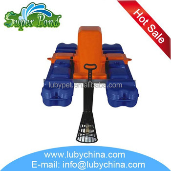 AA-1.5 2HP Deep Water Air Jet Aerator for aquaculture, with floating aerators