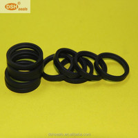 Rod Step Seal factory, 19*27mm, black color