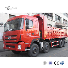 Tri-Ring Dumptruck For Rent 8X4 Truck 30 Ton Dump Truck For Sale
