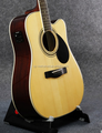 41 inch plywood acoustic guitar with high quality