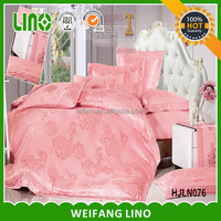 jacquard satin lace comforter/blue bedding/funny bedding sets