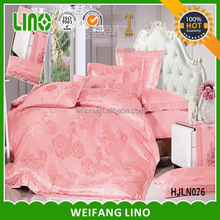 jacquard satin lace comforter/blue bedding/funny bedding sets