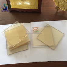 3mm 4mm 5mm 6mm clear tempered fireplace doors glass price