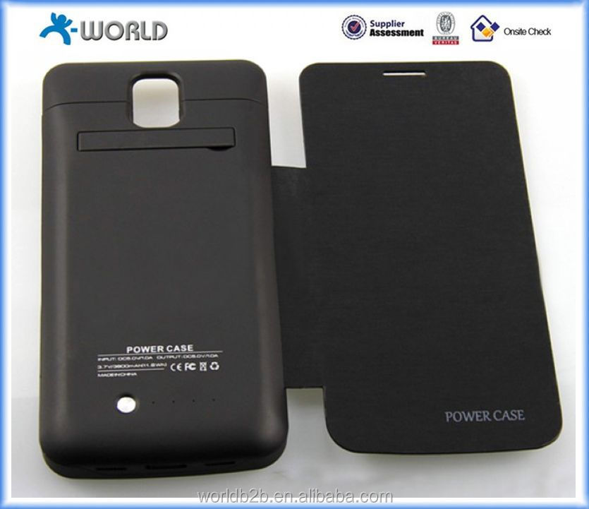 3200mAh backup battery case for samsung galaxy note 3