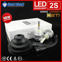 New Products 2015 led headlight motorcycle, car led headlamp, BAOBAO Lighting