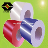 1050,1060,1100 hot rolled color coated aluminium coil factory price