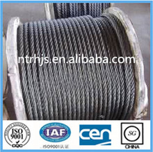 Ungalvanized steel wire rope, cost-effective and various specifications