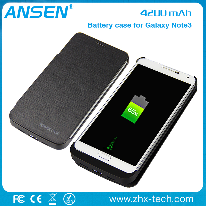 shenzhen cellphone accessories battery case for gifts power case for galaxy note 4 note 3 battery charger