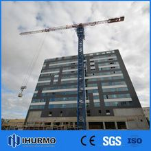 Beijing qtz40(tc4807) jib mobile new moving sself-raised tower crane