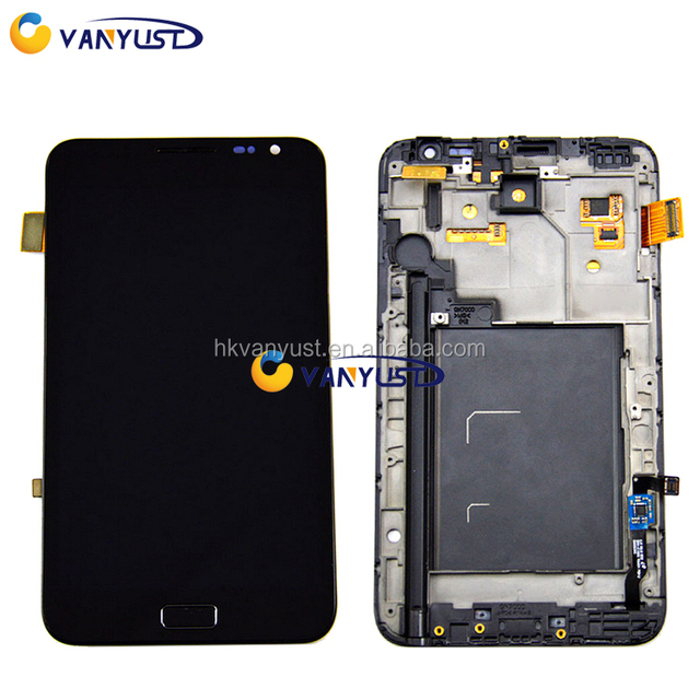 LCD Display Touch Digitizer Complete Screen Panels Replacement For Samsung Galaxy Note 1 N7000 I9220