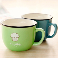 Mecolour wholesale colorful custom coffee mug from china
