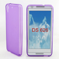 Protect for HTC 626 cell phone case / ultra-thin transparent cover for HTC 626 626S TPU case / for HTC 626 protector case