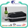 Factory insulated collapsible wine bottle cooler bag handbag