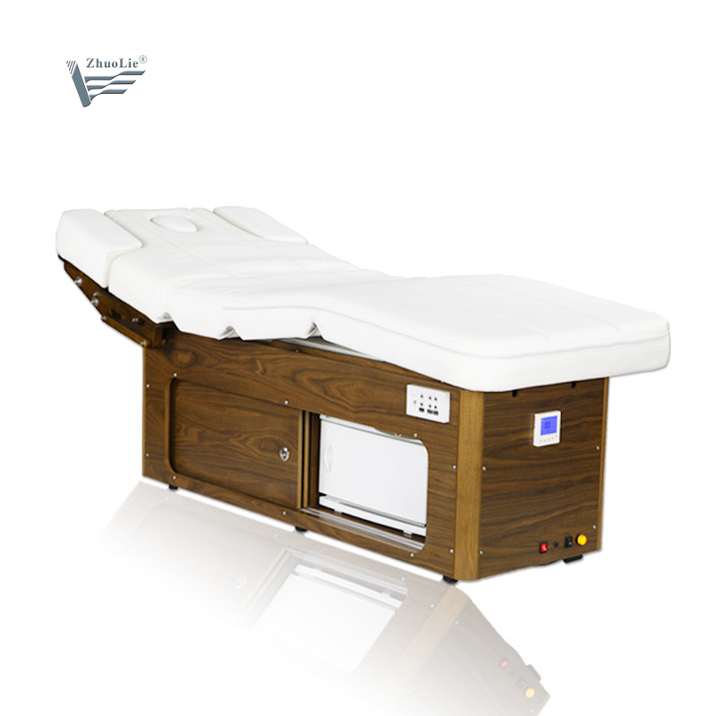 High Quality SPA Furniture Electric Thermal Massage Table
