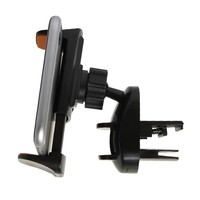 double clips air vent car phone holder univeral cell phone holder