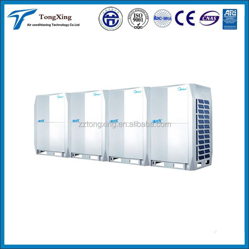 New 2016 Top quality saving electric R410A Refrigerant heat and air conditioning units central air equipment