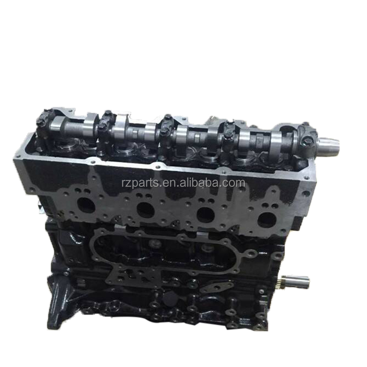 Good quality Hiace 2L 3L 5L Engine Long block for Sale