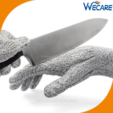 Cut Cooking Resistant CE Level 5 Protection Kitchen Cutting Stand Food Contact Safe Work Glove