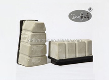Daofeng diamond magnesite fickert abrasive sanding block for granite polishing