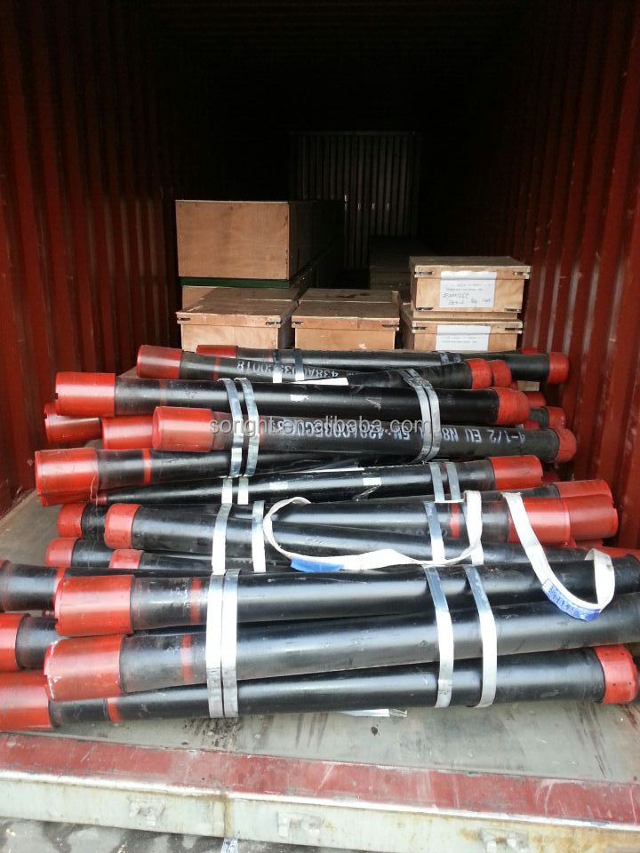 Drill pipe Pup joint downhole tools oilfield equipment