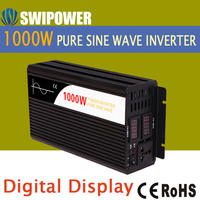 12V to 220V 1000W pure sine wave power inverter from china