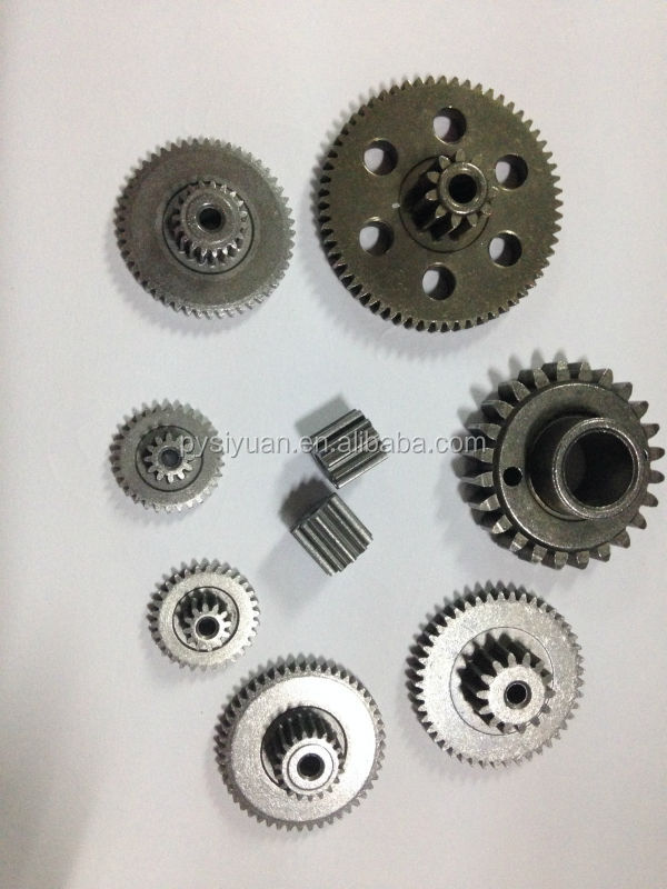 china supplier best price small gears & Powder metallurgy gear