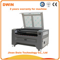 1610 Co2 cnc metal and nonmetal metal laser cutting machine price
