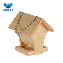 Customized small cute outdoor decoration pigeons bird house