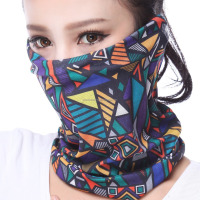 Multifunctional Style Sports Fashion bandana for girls America design Travel Colors buffs