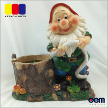 High Quality Polyresin Decoration Custom Garden Gnome Gnomes