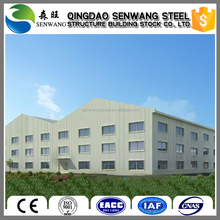 Light steel construction design steel structure warehouse building