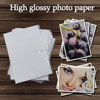 230g Trade assurance gold supplier factory supply high glossy a4 size glossy inkjet photo paper