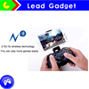 2016 Top High Quality Bluetooth Android Gamepad 2.4G Android Game Controller For PS3 For 360 For Android Mobile