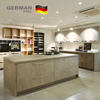German Pool Professional Interior Kitchen Design Household Storage GP23 MDF Commercial Kitchen Cabinet