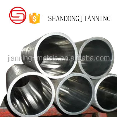 Astm a106 grade b hollow steel seamless honed tube in China