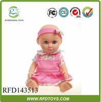 Hot sell wholesale price doll lovely baby toys fashion doll