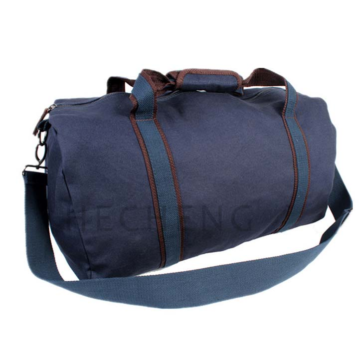 Classic Duffel Duffle Bag weekend travel bag with shoes compartment,polyester weekend bag