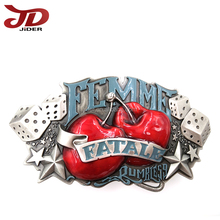 Fashion fancy zinc alloy different styles of belt buckles