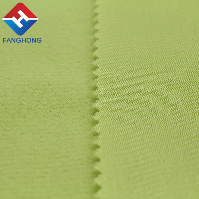 Hot selling honeycomb polyester fabric heat shrink crepe lycra Can provide free sample