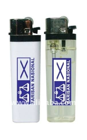 Barisan National Disposable Gas Lighter (Model M3) for Election Campaign.
